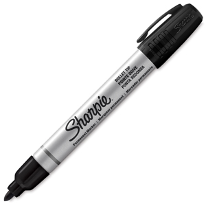 Sharpie Pro Permanent Marker, Bullet Tip