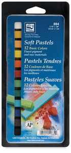 Artist Pastels, Set of 12