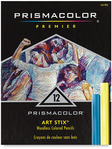Prismacolor Art Stix, Dark Green