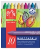 Artists' Crayons, Spring Colors, Set of 10