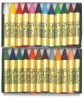 Package of 24 Assorted Colors