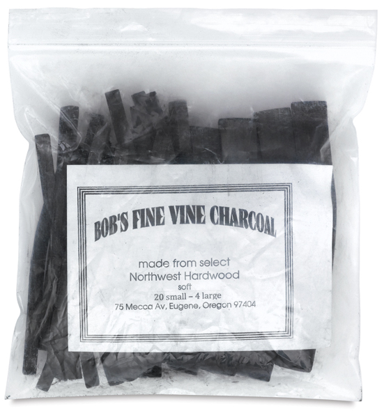 Vine Charcoal Assortment