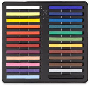 Set of 24 Basic Colors