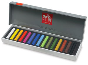 Soft Pastels, Set of 15