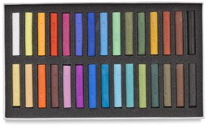 Soft Pastels, Set of 30