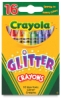 Crayola Glitter Crayons