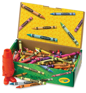 Regular Crayon Set, Set of 120