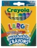 Crayola Kids First Washable Crayons