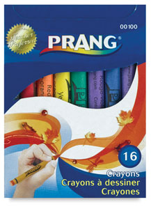 Prang Crayons, Set of 16