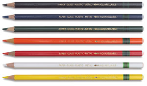 Colored Marking Pencils