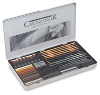 Cretacolor Drawing Sets