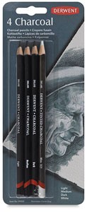 Charcoal Pencil Set