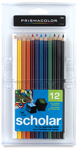 Scholar Art Pencils, Set of 12