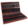 Set of 72 Colors, Wood Box