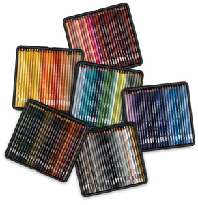Prismacolor Colored Pencil Sets, Complete Set of 150