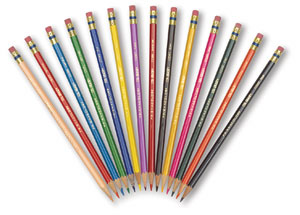Col-Erase Pencils