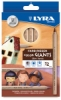 Skintone Giant Pencils, Pkg of 12