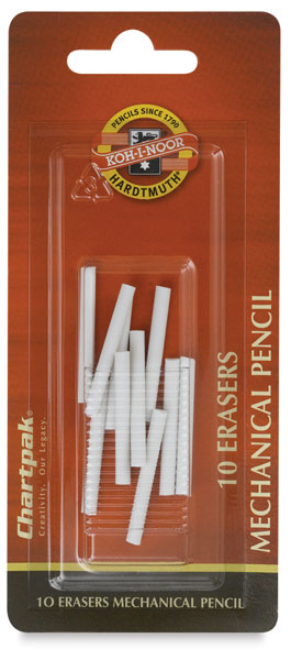 Eraser Refills, Package of 10