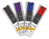 Yasutomo Calligraphy Marker Sets