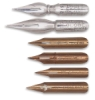 Speedball Standard Point Dip Pen Nibs