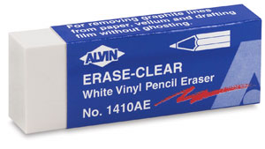 Vinyl Eraser