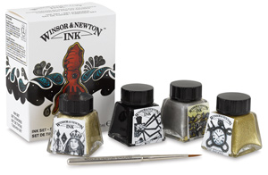 Diamond Julilee Ink Set