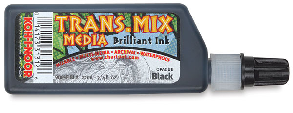 Trans-Mix Media Brilliant Ink