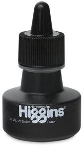 Higgins Calligraphy Ink