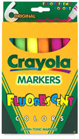 Crayola Classic Marker Sets
