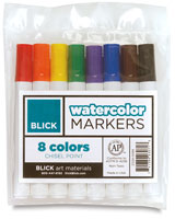 Blick Broadline Water-Based Markers