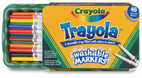 Crayola Trayola Washable Markers