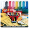 Set of 8 Medium Tip Markers