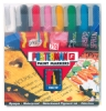 Set of 8 Fine Line Markers