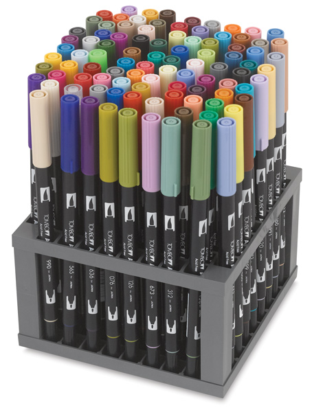 Set of 96 Colors