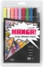 Set of 10 Manga Shojo Colors