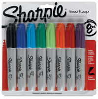 Sharpie Chisel Tip Marker