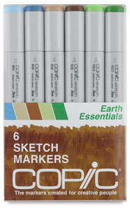 Earth Essentials, Set of 6