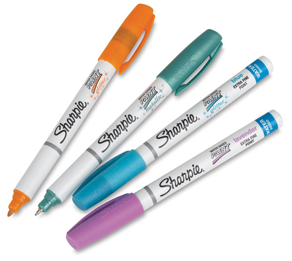 Waterbased Paint Markers