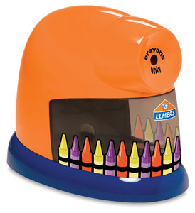 Electric Crayon Sharpener