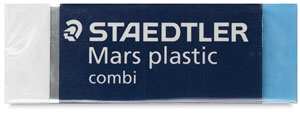 Mars Combi Plastic Eraser