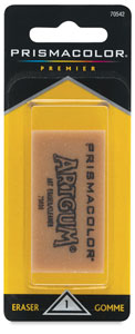 Artgum Eraser, Carded