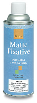 Matte Fixative