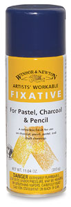 Artists&#39; Workable Fixative