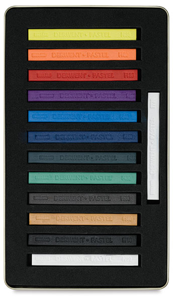Pastels, Set of 12