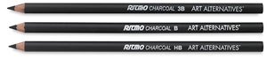 Ritmo Charcoal Drawing Pencils