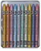 Caran d&#39;Ache Neocolor I Metallic Artist Crayons