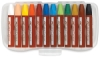 Grip Oil Pastels, Set of 12