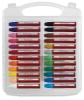 Grip Oil Pastels, Set of 24