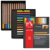 Caran d&#39;Ache Pastel Pencils and Pastel Cubes Sets