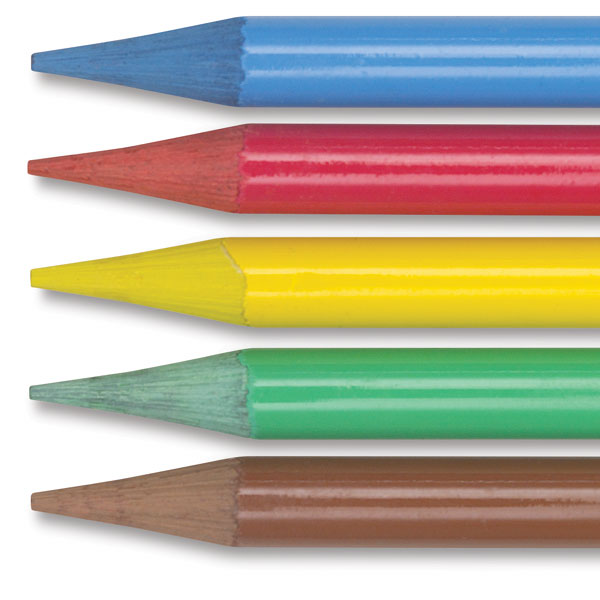 Woodless Colored Pencils